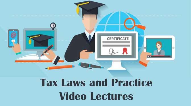 CS Executive Tax Video Lecture