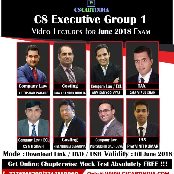 cs executive video lectures group 1
