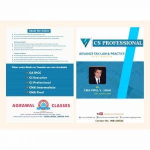 CS Professional Advance Tax Laws By CMA Vipul Shah