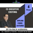 CS Executive Cost Management Accounting Video Lectures