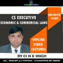 CS Executive ECL Video Classes by CS N K Singh