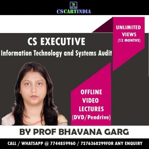 CS Professional ITSA Video Lecture