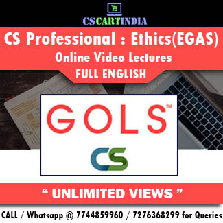 CS Professional Full English Ethics Online Lectures