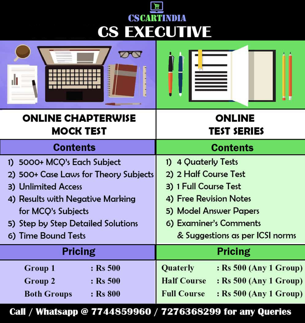 HOW TO SCORE 80+ MARKS IN MCQ SUBJECTS (CS EXECUTIVE