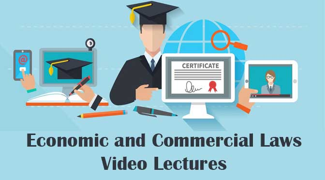 CS Executive Economic and Commercial Laws Video Lectures