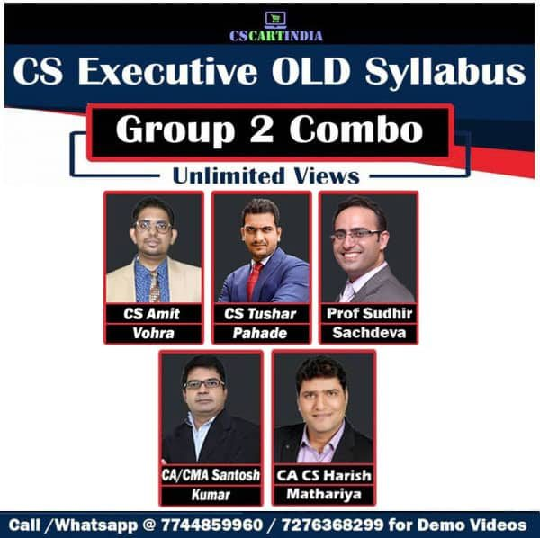 cs executive group 2 video