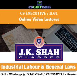 CS Executive ILGL Online Video
