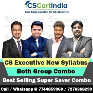 CS Executive Video Lectures Subjects
