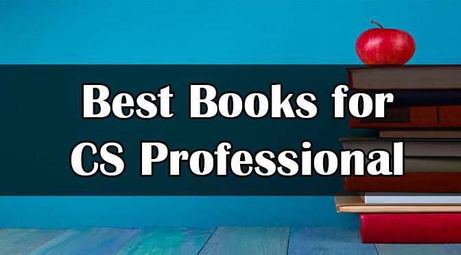 cs professional best books