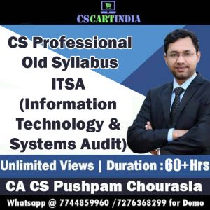 CS Professional ITSA Video Lectures