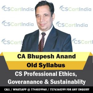 CS Professional Ethics Video Lectures