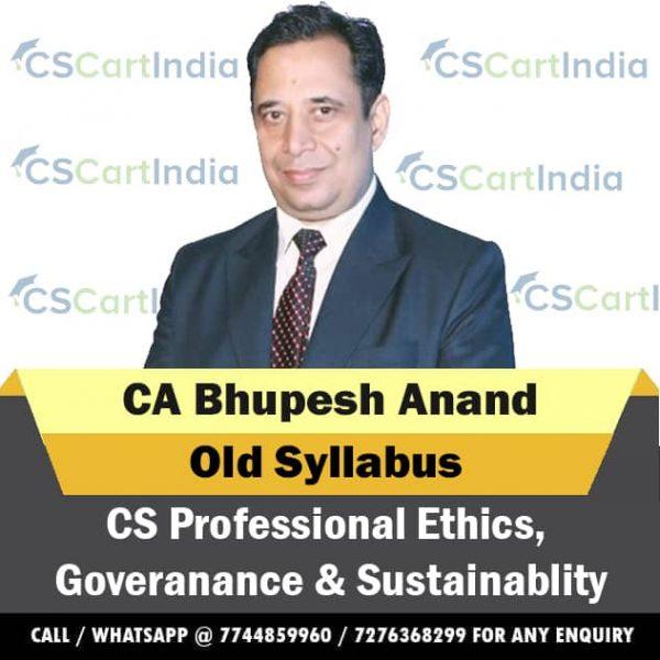 CS Professional Ethics Video Lectures
