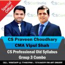 CS Professional Group 3 Video Lectures Combo
