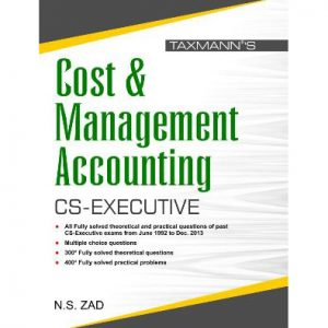 Cost and Management Accounting-Theory & Problem based MCQs