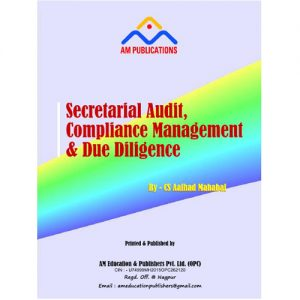 Secretarial Audit, Due Diligence & Compliance Management by CS AALHAD MAHABAL