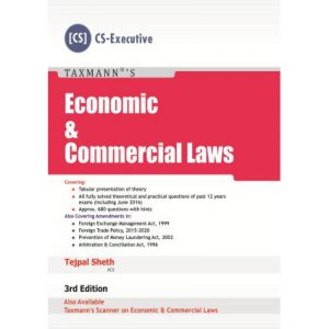 ECONOMIC & COMMERCIAL LAWS