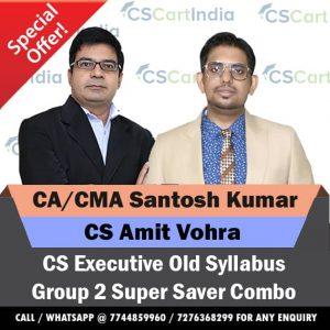 CS Executive Group 2 Video Classes Combo