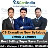 CS Executive New Syllabus Group 2 Video Lectures Combo