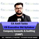 CA Amit Talda CS Executive Company Accounts Auditing Video Lectures