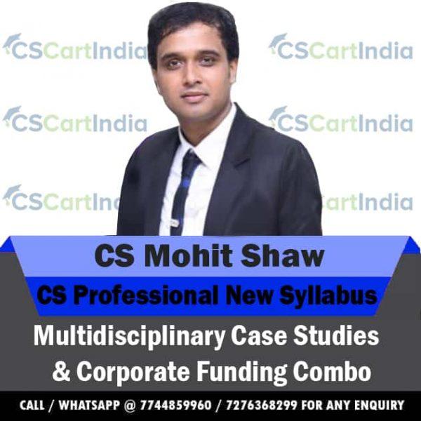 CS Professional Group 3 MCS & CFLSE Video Lectures Combo