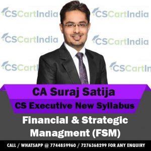 CS Executive FSM Video Lectures